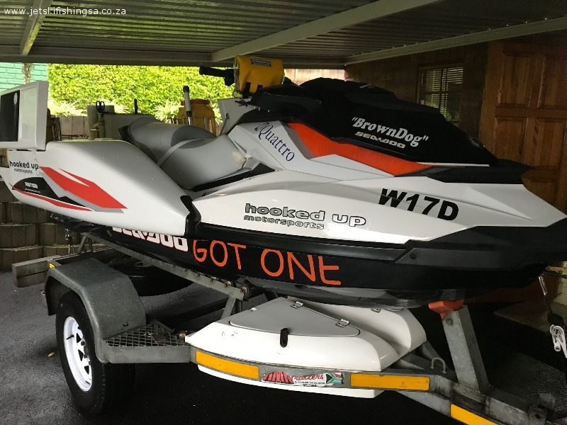 FOR SALE Seadoo GTI 130