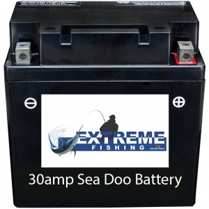 Sea Doo Battery 30ah amp YB30